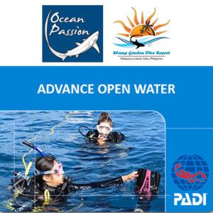 PADI AOWD Ocean Passion Malapascua