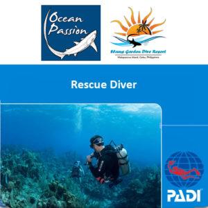 PADI Rescue Ocean Passion Malapascua